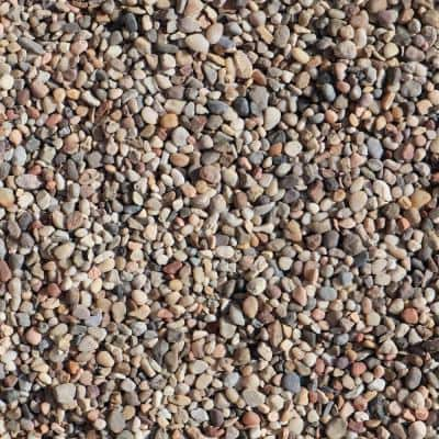 0.50 cu. ft. 40 lbs. 3/8 in. Montana River Decorative Landscaping Pebble