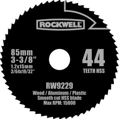 VERSACUT 3-3/8 in. 44-Teeth High Speed Steel Blade