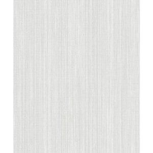 Audrey Bone Stripe Texture Khaki Wallpaper Sample