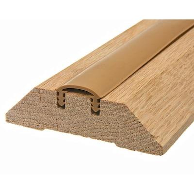 E/O 3-1/2 in. x 36 in. Wood Threshold