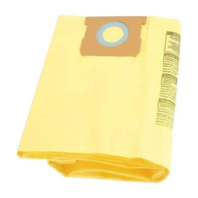8 gal. High-Efficiency Collection Filter Bags (2-Pack)