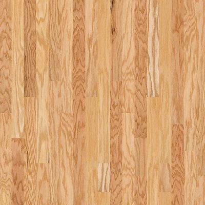 Bradford Oak 3-1/4 in. W Natural Engineered Hardwood Flooring (23.76 sq. ft./case)