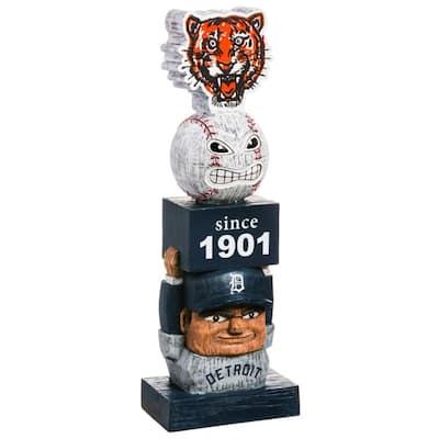 Detroit Tigers MLB Vintage Team Garden Statue