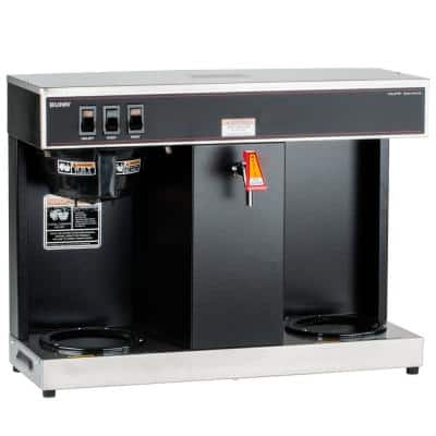 VLPF 12-Cup Automatic Commercial Coffee Maker, 2 Warmers, 07400.0005