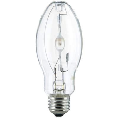 100-Watt Metal Halide ED17 Medium E26 Base Clear HID Light Bulb (1-Bulb)