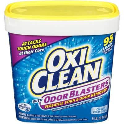 Odor Blasters Versatile 80oz Odor and Fabric Stain Remover
