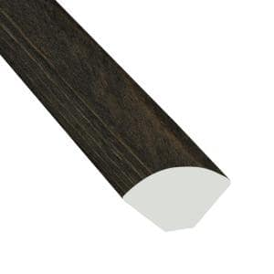 Highland Grove 3/4 in. Thick x 3/5 in. Wide x 94 in. Length Luxury Vinyl Quarter Round Molding
