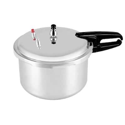 5-Liter/5.28 qt. Aluminum Pressure Cooker
