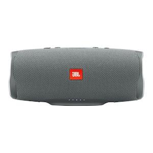 Gray Portable Bluetooth Speaker