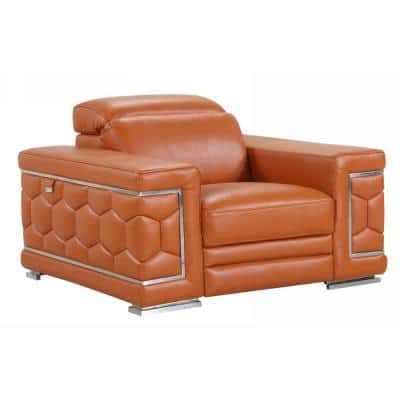 Charlie Sturdy Camel Chair