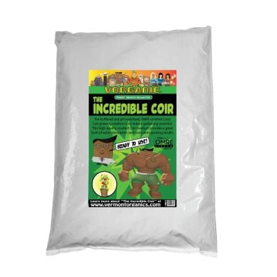 2 cu. ft. Incredible Coir Fluffed and Ready To Use