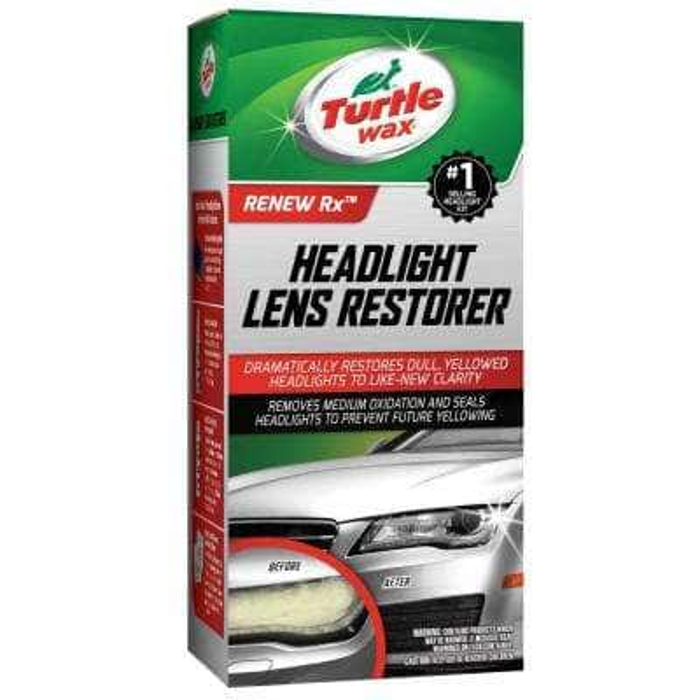12 oz. Headlight Restorer Kit