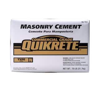 70 lb. Type N Masonry Cement