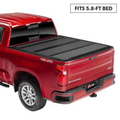 MX4 Tonneau Cover for 19 (New Body Style) Silv/Sierra 5 ft. 9 in. Bed