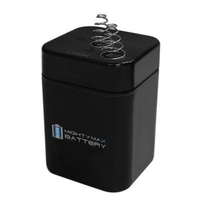 6-Volt 5 Ah Lantern Rechargeable Sealed Lead Acid (SLA) Battery