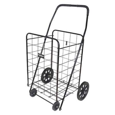 Jumbo Cart in Black