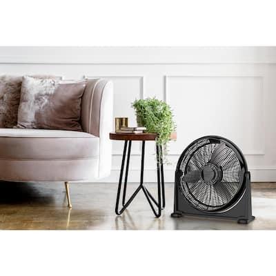20 in. 3-Speed Air Circulator Floor Fan