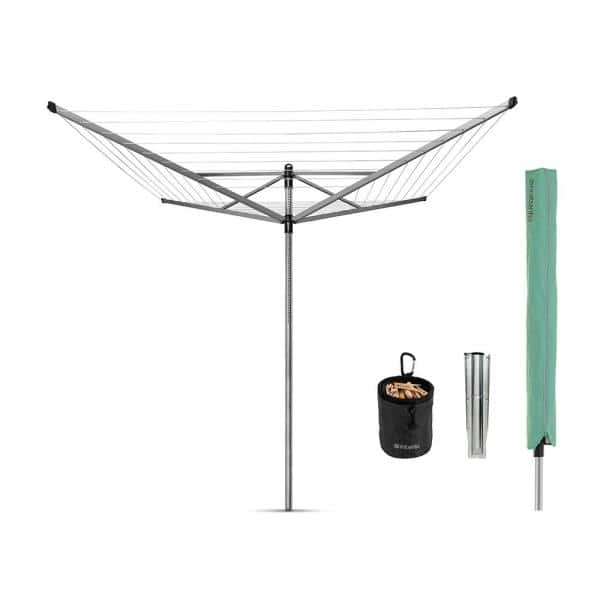 Minky Protective Rotary Airer and Parasol Cover