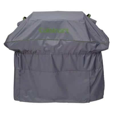 60 in. Premium Polyester Lightweight Grill Cover