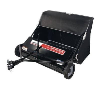 Professional Grade 42 in. 18 cu. ft. Lawn Sweeper