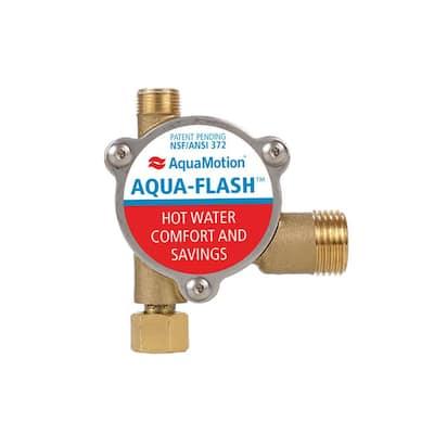 Aqua-Flash Add-On Hot Water Recirculating Valve