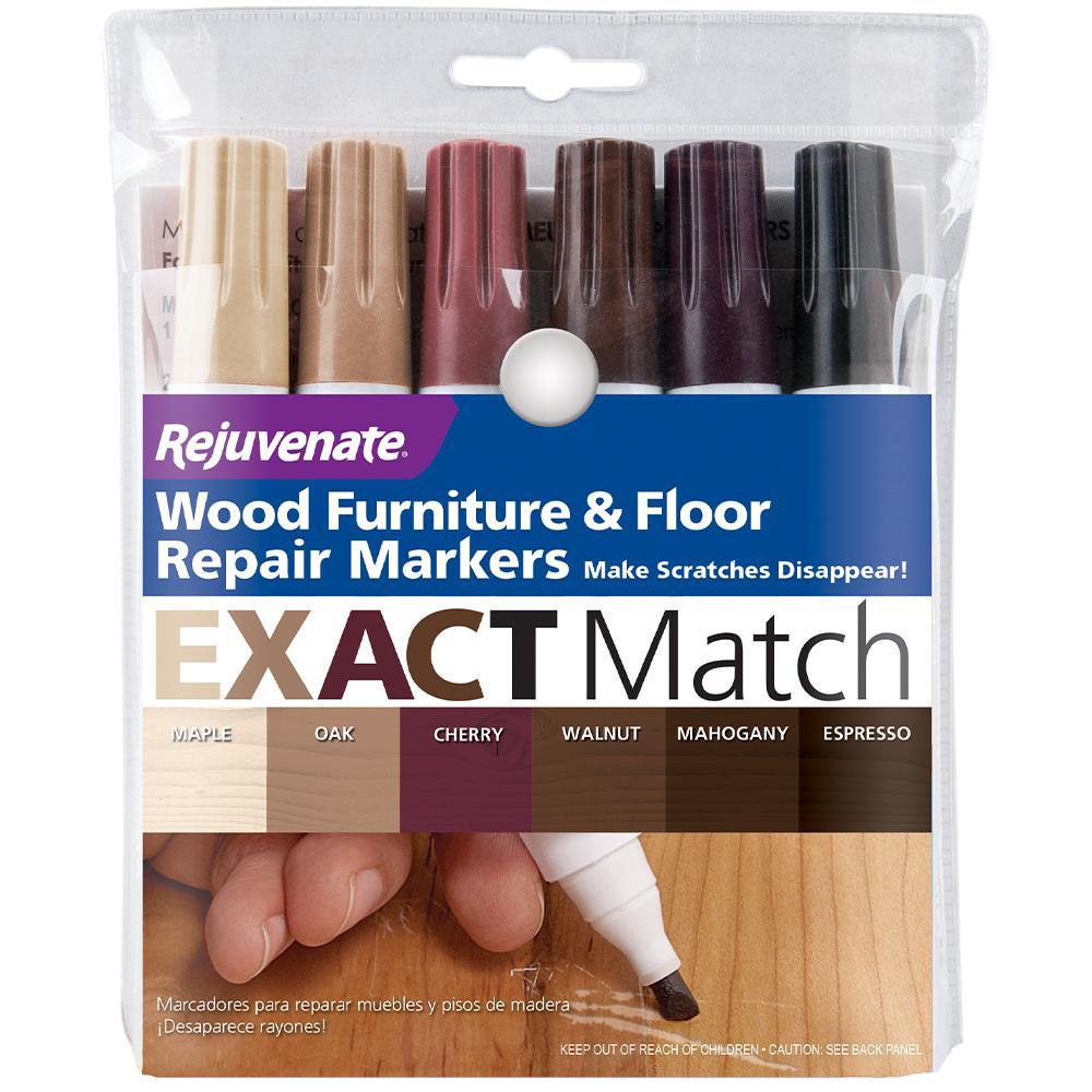 Wood Furniture and Floor Repair Markers