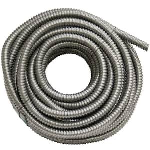 3/4 x 100 ft. Flexible Aluminum Conduit