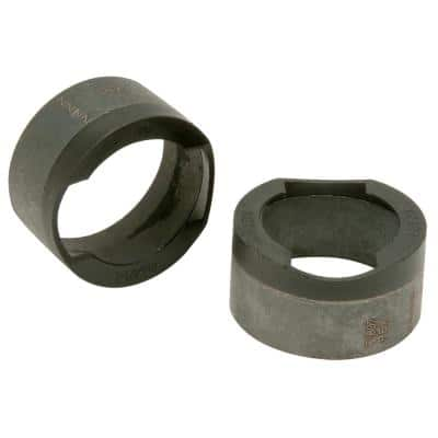 1/2 in. Copper Crimp Ring with Positioning Cap