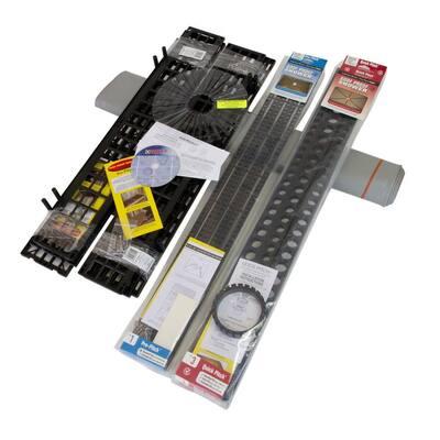 Standard Shower Kit (7-Pieces)