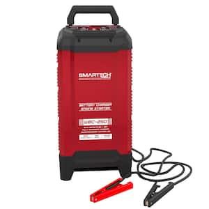 WBC-250 6-Volt/12-Volt Wheel Automotive Battery Charger, Maintainer