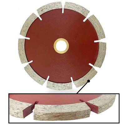 4 in. Professional Tuck Point 1/4 in. Thick Diamond Blade, Cuts Granite, Marble, Concrete, Stone, Brick, Masonry