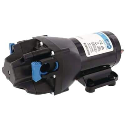Par-Max Heavy Duty Water System Pump, 12V, 3GPM, 40 PSI