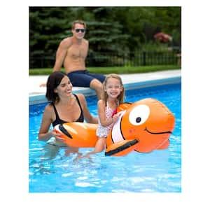 Clancy Clownfish Ride-On