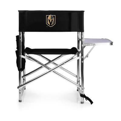 Vegas Golden Knights Black Sports Chair