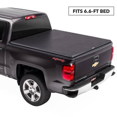 TruXport 14-18 (19 Leg/Lim) Chevy Silverado/GMC Sierra 1500/15-19 2500HD/3500HD 6 ft. 6 in. Bed Tonneau Cover