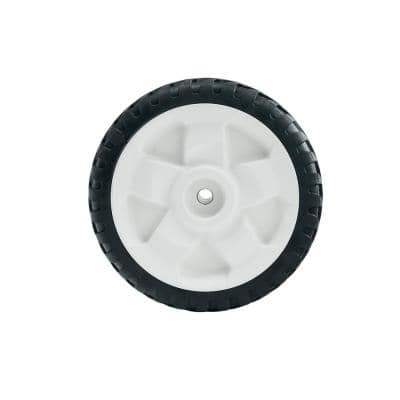 Replacement 8 in. Front Wheel for 22 in. Recycler Variable Speed Front Wheel Drive Lawn Mowers (2019-Current)