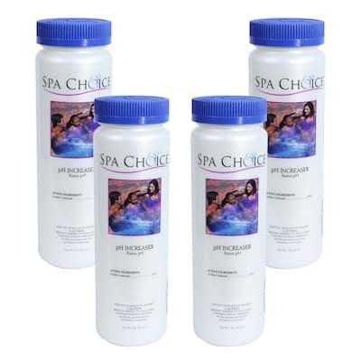 Spa and Hot Tub 1 lb. pH Increaser (4-Pack)