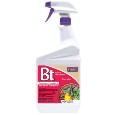 32 oz (BT) Thuricide Liquid Ready-To-Use