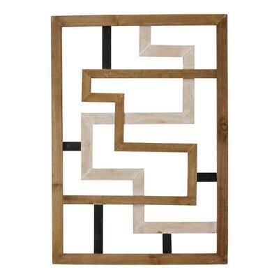 Modern Wood Wall Panel