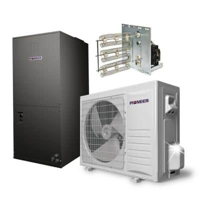 36,000 BTU 3 Ton 18 SEER Ducted Central Split Air Conditioner Heat Pump System