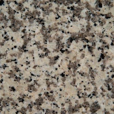 3 in. x 3 in. Granite Countertop Sample in Crema Atlantico