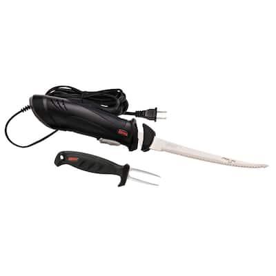 Electric Fillet Knife and Fork