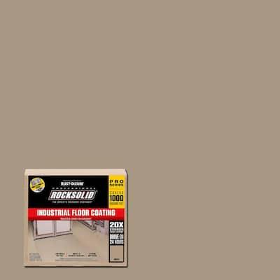 360 oz. Mocha Polycuramine Industrial Floor Coating