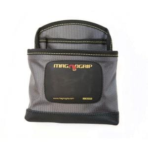 Pro Magnetic Clip-On Nail Pouch, Platinum