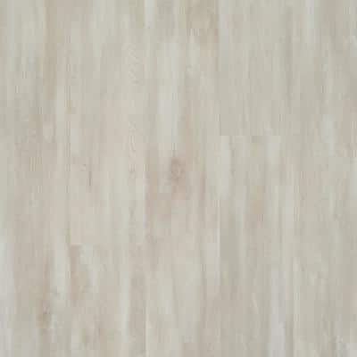 Outlast+ 7.48 in. W Soft Oak Glazed Waterproof Laminate Wood Flooring (19.63 sq. ft./case)