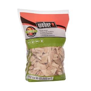 Deals on Weber Apple Wood Chips 17138