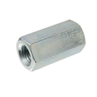 #10-24 tpi Zinc Rod Coupling Nuts