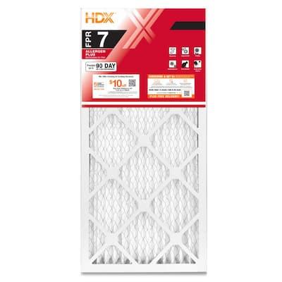 10 x 20 x 1 Allergen Plus Pleated Air Filter FPR 7