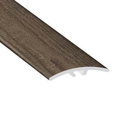 Winchester Oak 0.23 in. T x 1.59 in. W x 94 in. L Multi-Purpose Reducer Vinyl Molding