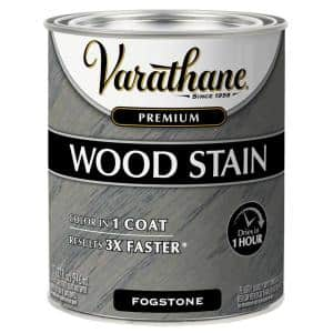 1 qt. Fogstone Premium Fast Dry Interior Wood Stain (2-Pack)